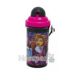 """Пляшка для води 1 вересня """"Монстер хай"""" 704150"""
