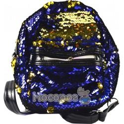 Рюкзак с пайетками №257