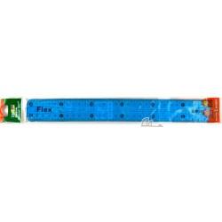 Лінійка неламайка Flexy №0031