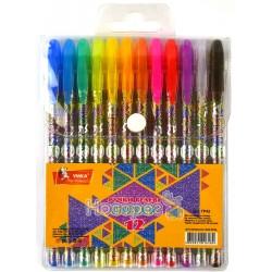 Набір гелевих ручок з глітером Умка ГР43 01190070