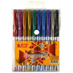 Набір гелевих ручок металік Умка ГР42 01190080