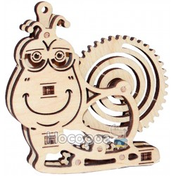 """3D-конструктор Wood Trick """"Равлик"""""""