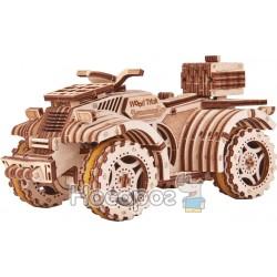 "3D-конструктор Wood Trick ""Квадроцикл"" Евро"