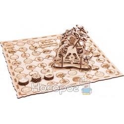 """3D-конструктор Wood Trick """"Колесо Фортуни"""" Євро"""