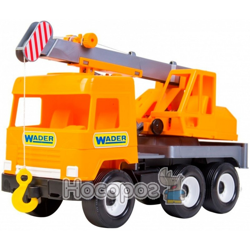 "Фото Подъемный кран Wader ""Middle truck"" City 39313"