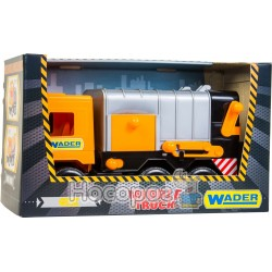 "Мусоровоз WADER ""Middle truck"" City 39312"