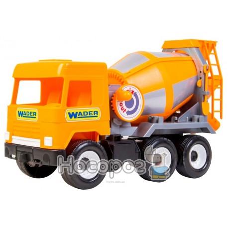 """Бетоносмеситель Wader """"Middle truck"""" City 39311"""