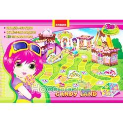 """Игра-конструктор - Candy Land 3D """"Елвик"""" (укр)"""