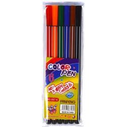 Фломастери Color Pen 667-6