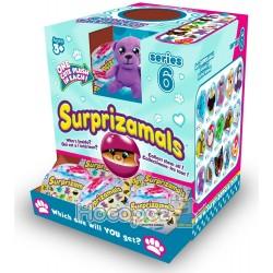 Мягкая игрушка-сюрприз Surprizama SURPRIZAMALS S6 в шаре