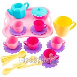 Набор посуды Tigres Ромашка в коробке 39392