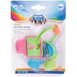 Погремушка-прорезыватель для зубов Canpol babies Ключики 2/132
