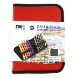 Пенал для карандашей NEO line трансформируется в подставку для карандашей J0501511