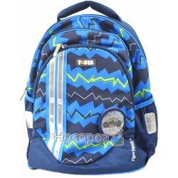 Ранець Tiger Champ Schoolbag, Zigzag CPSC-A02 (TGCH-001A)