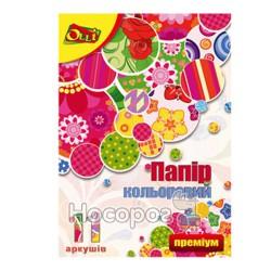 Бумага цветная Olli А4/11 премиум Ol-0411-11