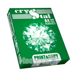 """Офисная бумага """"Crystal Print & Copy"""" А4, 500 л."""