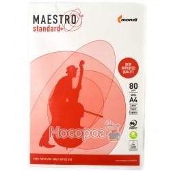 Бумага ксерокс MAESTRO Standard + А4/80