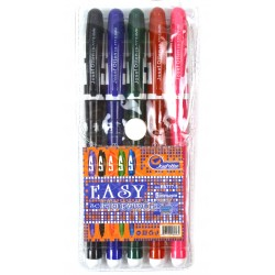 Ручки в наборі J.Otten, гель ЕВ777-5