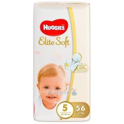 Подгузники Huggies Elite Soft 5 Mega 56 шт. (5029053547046)
