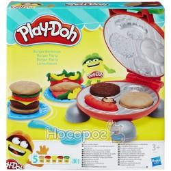 Игровой набор Hasbro Play-Doh Барбекю B5521EU4