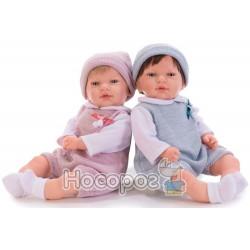 Кукла Nines (голубая / розовая) 722
