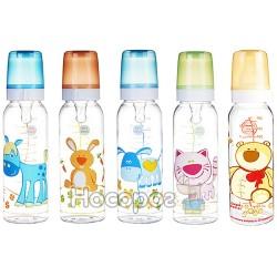 Бутылка Canpol babies Веселые зверята 11/841