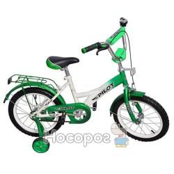 "Велосипед PILOT дитячий 16"" PL 1632"