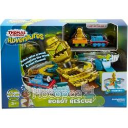 Игровой набор Mattel Adventures Томас и друзья Спасение работа FJP85
