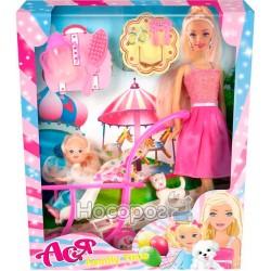Кукла Ася с аксессуарами 35087