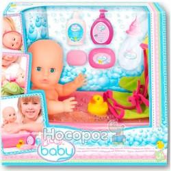 Набор с куклой Play baby 32003