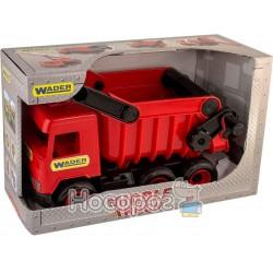 """Авто Wader """"Middle truck"""" Самосвал в коробке красный"""