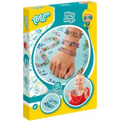 Totum - Набор для творчества - Форум украшения: браслеты, цепочки и серьги (020610)