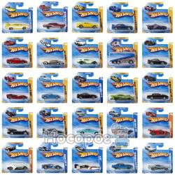 Автомобиль Hot Wheels базовый 5785