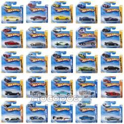Автомобиль Hot Wheels базовый 5785 (в ассортименте)