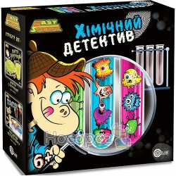 Детский игрушечный набор BeBeLino EasyScience Химический детектив 44031