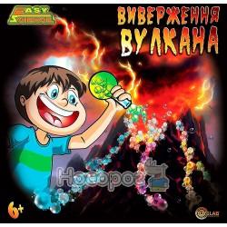 Детский игрушечный набор BeBeLino EasyScience Извержение вулкана 44032