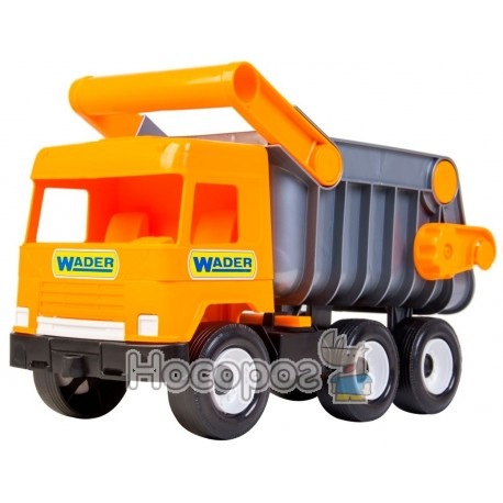 "Самосвал WADER ""Middle truck"" City 39310"
