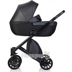 Коляска детская Anex 2в1 модель Cross CR01 noir/черная