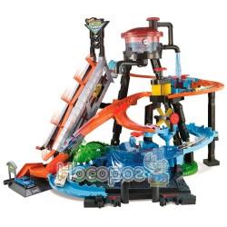 """Игровой набор Mattel Hot Wheels """"Бешеная автомойка"""""""