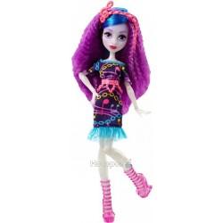 """Кукла Mattel Monster High """"Зажигательная подружка"""" из м/ф """"Под напряжением"""" DVH68"""