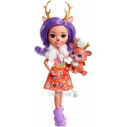 Кукла Mattel Enchantimals «Оленица Дениса» FNH23