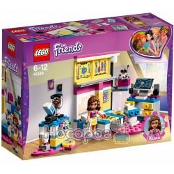 Конструктор LEGO Friends Спальня-люкс Оливии 41329