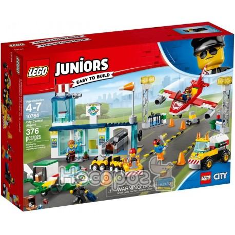 Конструктор LEGO Juniors Центральный аэропорт 10764