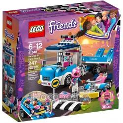 Конструктор LEGO Friends Автомобиль технической помощи 41348