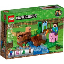 Конструктор LEGO Minecraft Баштан 21138