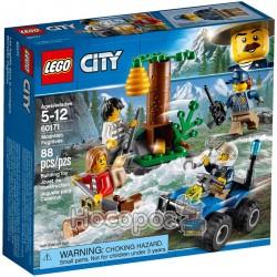Конструктор LEGO City Втікачі в горах 60171