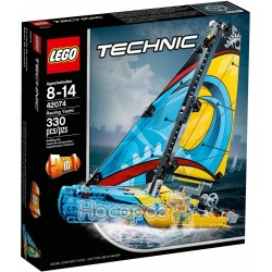 Конструктор LEGO Technic Гоночна яхта 42074