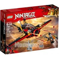 Конструктор LEGO Ninjago Крыло судьбы 70650