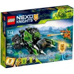 Конструктор LEGO Nexo Knights Боевая машина близнецов 72002