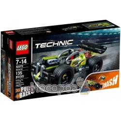 Конструктор детский LEGO Technic БУМ! 42072